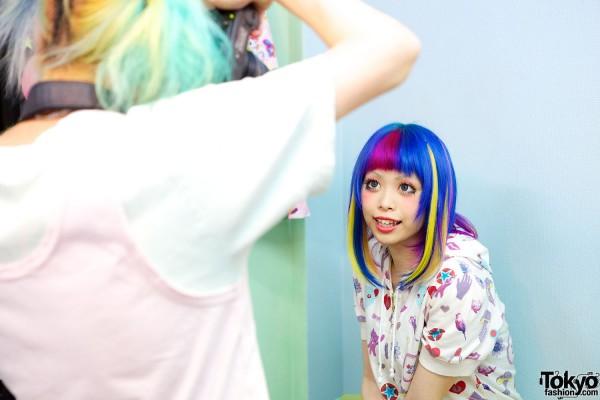 Viva Cute Candy Hair Salon Tokyo (58)