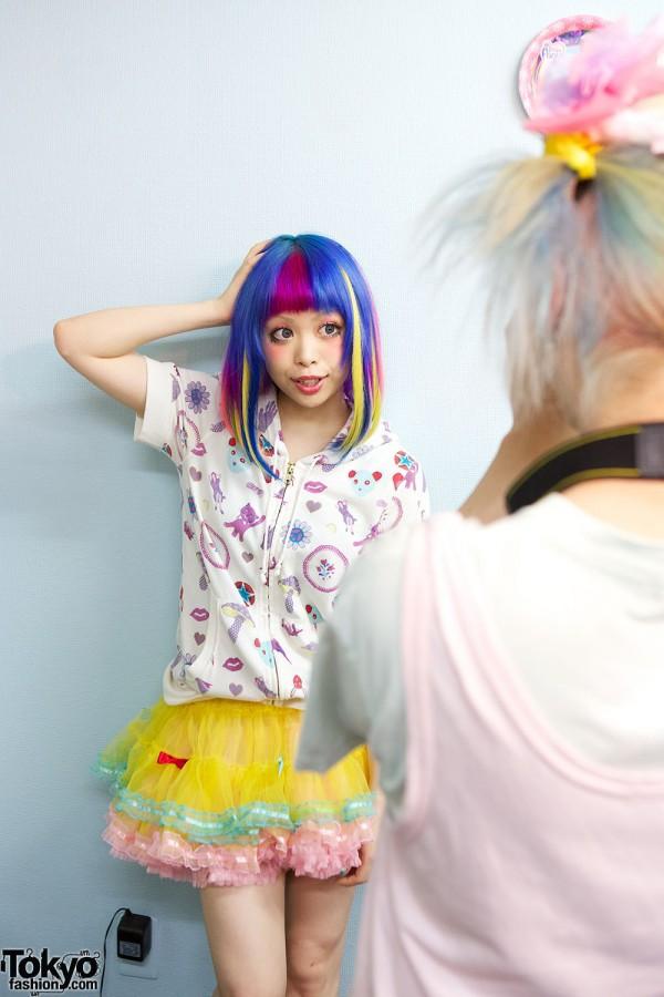 Viva Cute Candy Hair Salon Tokyo (59)