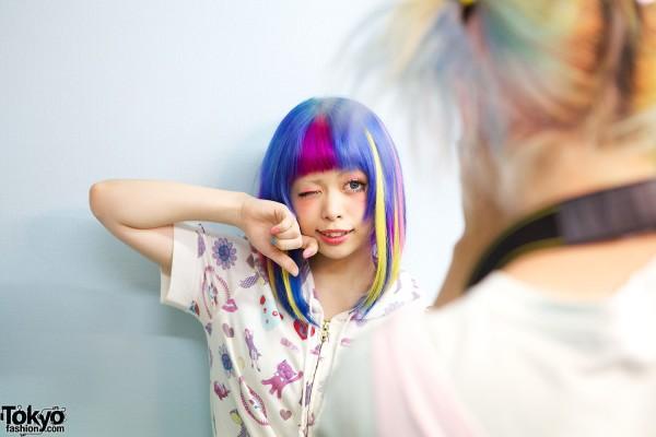 Viva Cute Candy Hair Salon Tokyo (60)