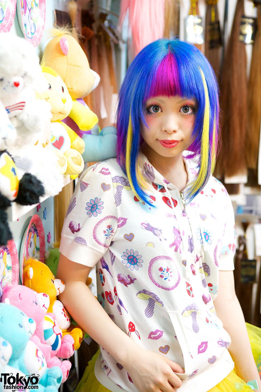 Viva Cute Candy Hair Salon Tokyo 61 Tokyo Fashion News