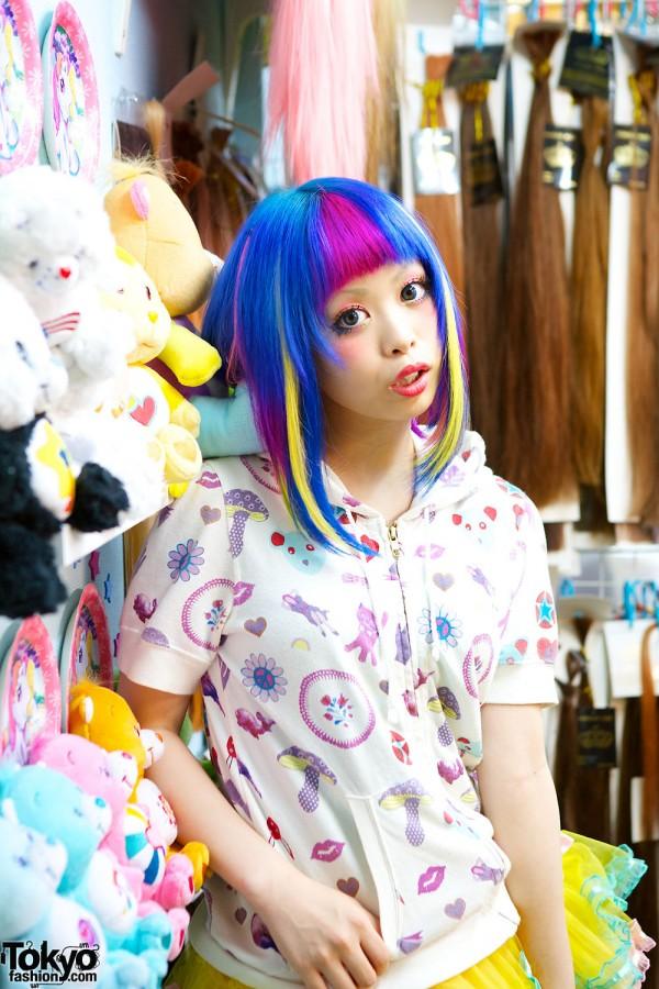 Viva Cute Candy Hair Salon Tokyo (62)