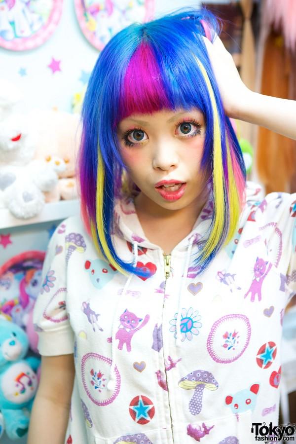 Viva Cute Candy Hair Salon Tokyo (63)