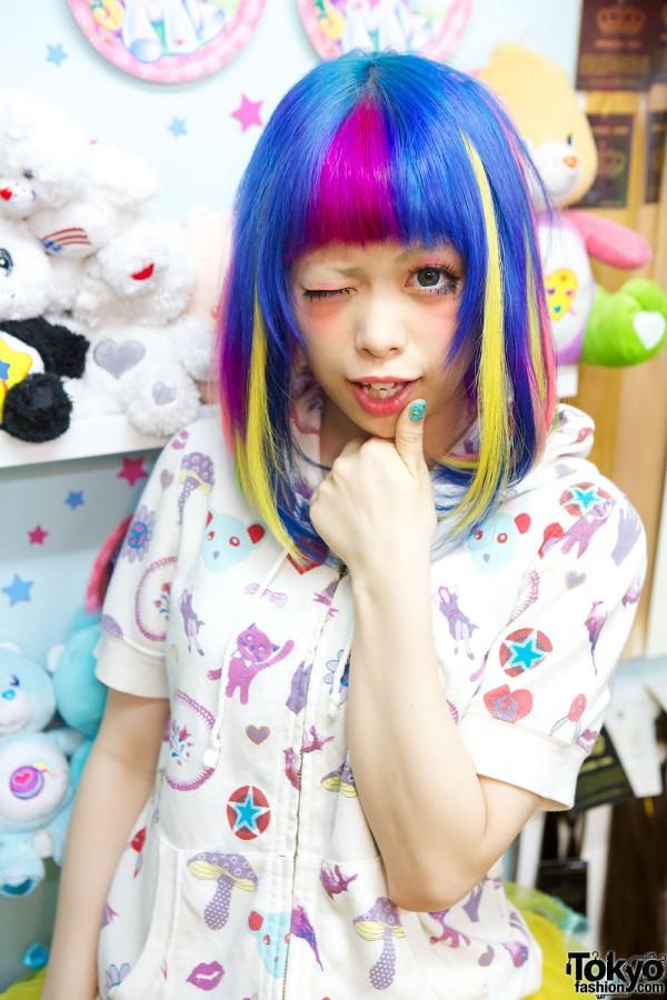 Viva Cute Candy Hair Salon Tokyo (64)