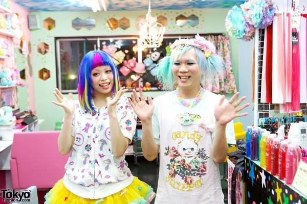 Viva Cute Candy Hair Salon Tokyo (65)