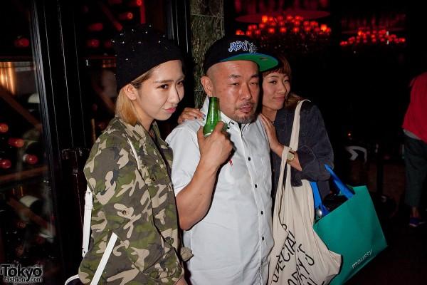 Yasumasa Yonehara 54th Birthday Party in Tokyo (1)