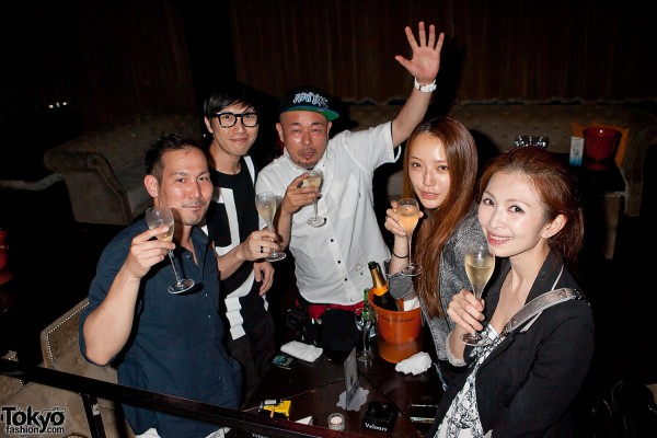 Yasumasa Yonehara 54th Birthday Party in Tokyo (2)