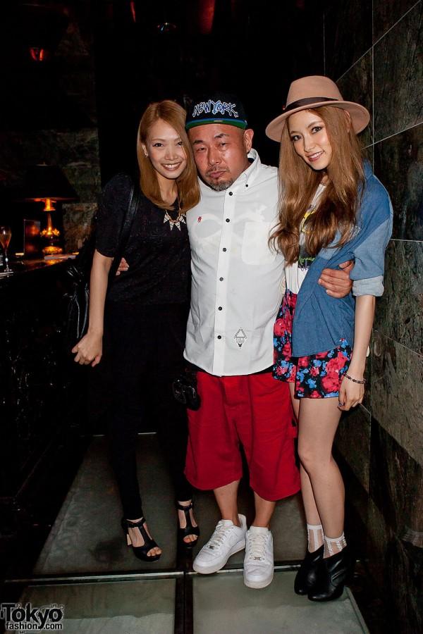 Yasumasa Yonehara 54th Birthday Party in Tokyo (3)