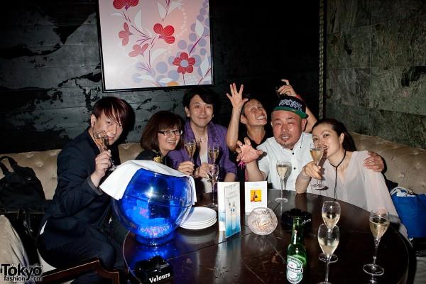 Yasumasa Yonehara 54th Birthday Party in Tokyo (10)