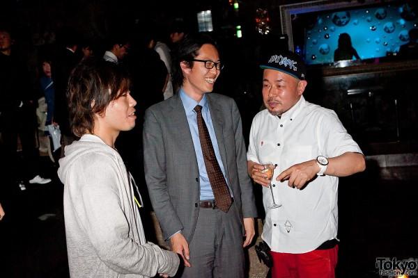 Yasumasa Yonehara 54th Birthday Party in Tokyo (15)