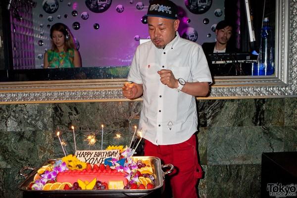 Yasumasa Yonehara 54th Birthday Party in Tokyo (51)