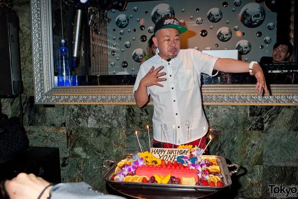 Yasumasa Yonehara 54th Birthday Party in Tokyo (52)