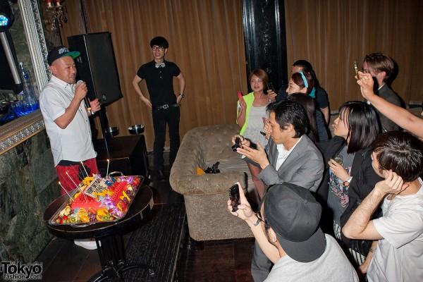 Yasumasa Yonehara 54th Birthday Party in Tokyo (53)
