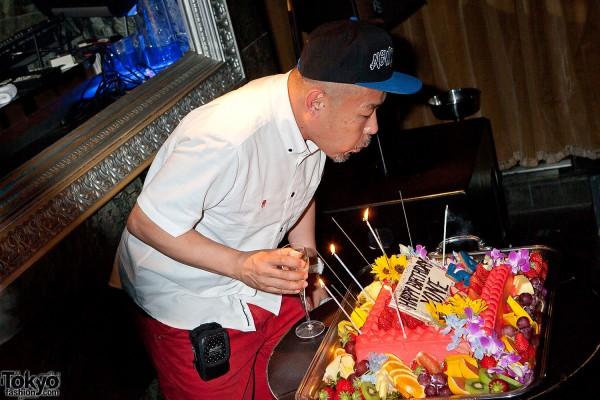 Yasumasa Yonehara 54th Birthday Party in Tokyo (57)
