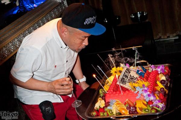 Yasumasa Yonehara 54th Birthday Party in Tokyo (58)