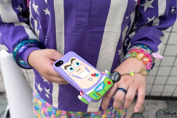 Buzz Lightyear, Born This Way