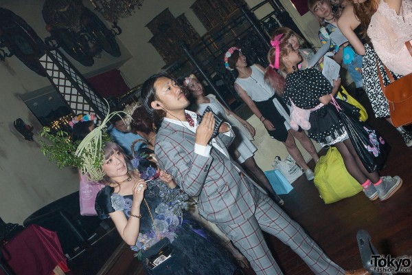 Grimoire Tokyo 5th Anniversary Party with Vintage, Antique, and Dolly Kei Fashion