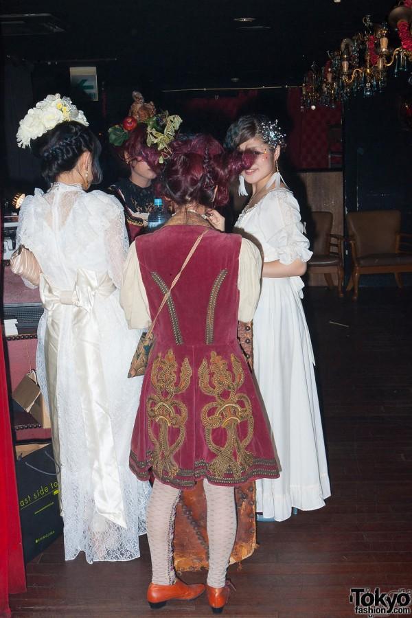 Grimoire Tokyo - Beautiful Vintage Fashion 5th (8)