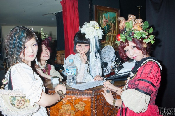 Grimoire Tokyo - Beautiful Vintage Fashion 5th (9)
