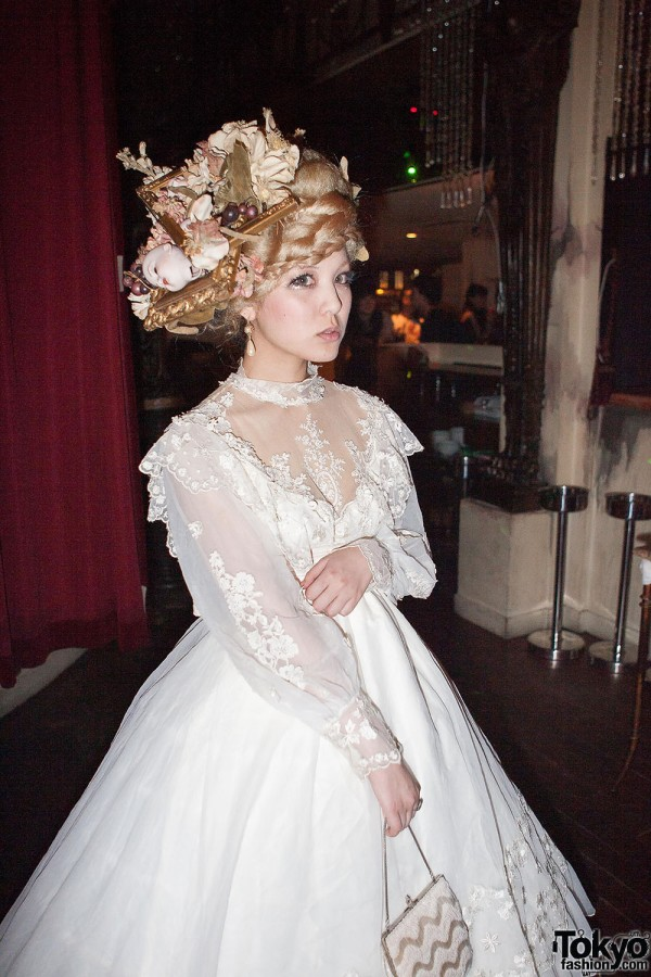 Grimoire Tokyo - Beautiful Vintage Fashion 5th (15)