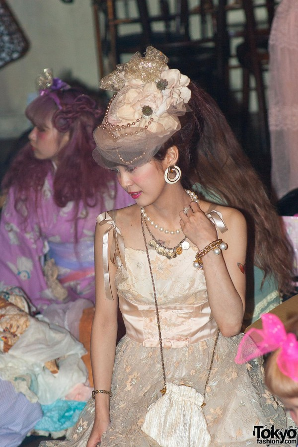Grimoire Tokyo - Beautiful Vintage Fashion 5th (19)