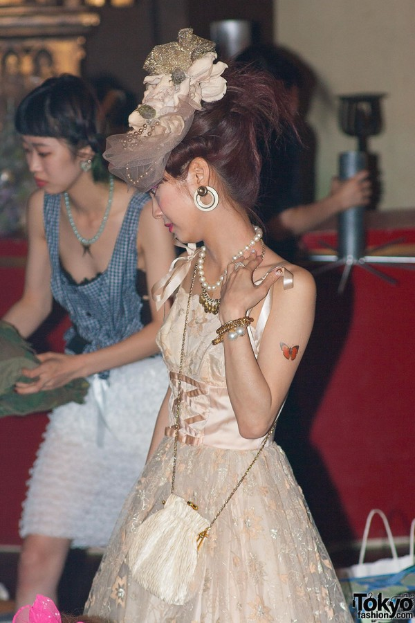 Grimoire Tokyo - Beautiful Vintage Fashion 5th (25)