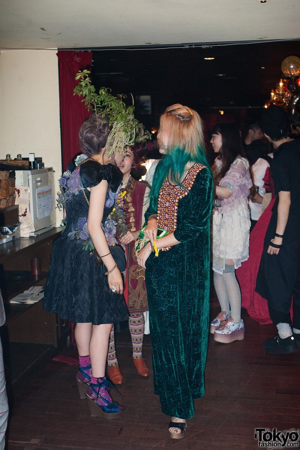 Grimoire Tokyo - Beautiful Vintage Fashion 5th (36)