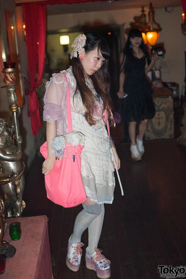 Grimoire Tokyo - Beautiful Vintage Fashion 5th (37)
