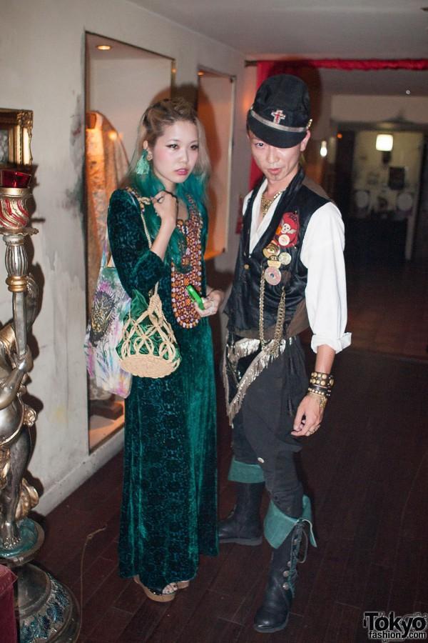 Grimoire Tokyo - Beautiful Vintage Fashion 5th (39)