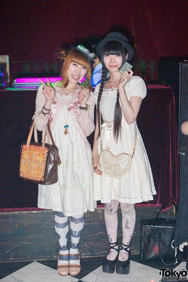 Grimoire Tokyo - Beautiful Vintage Fashion 5th (40)