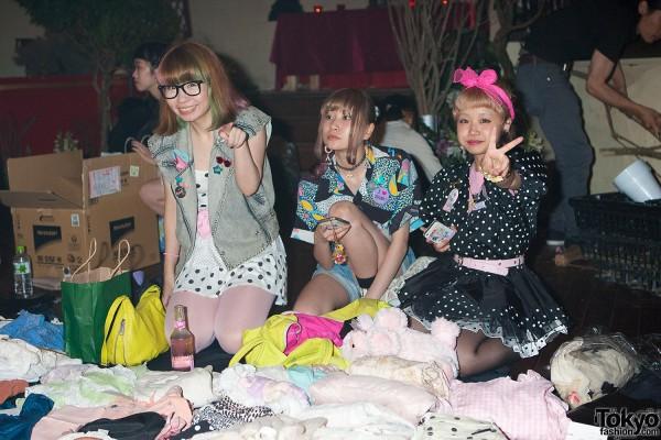 Grimoire Tokyo - Beautiful Vintage Fashion 5th (46)