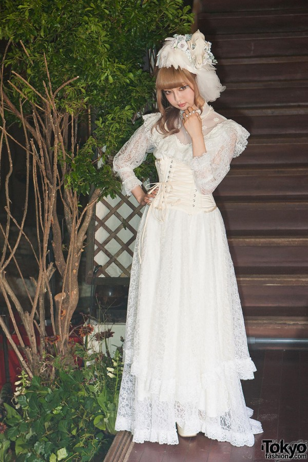 Grimoire Tokyo - Beautiful Vintage Fashion 5th (57)