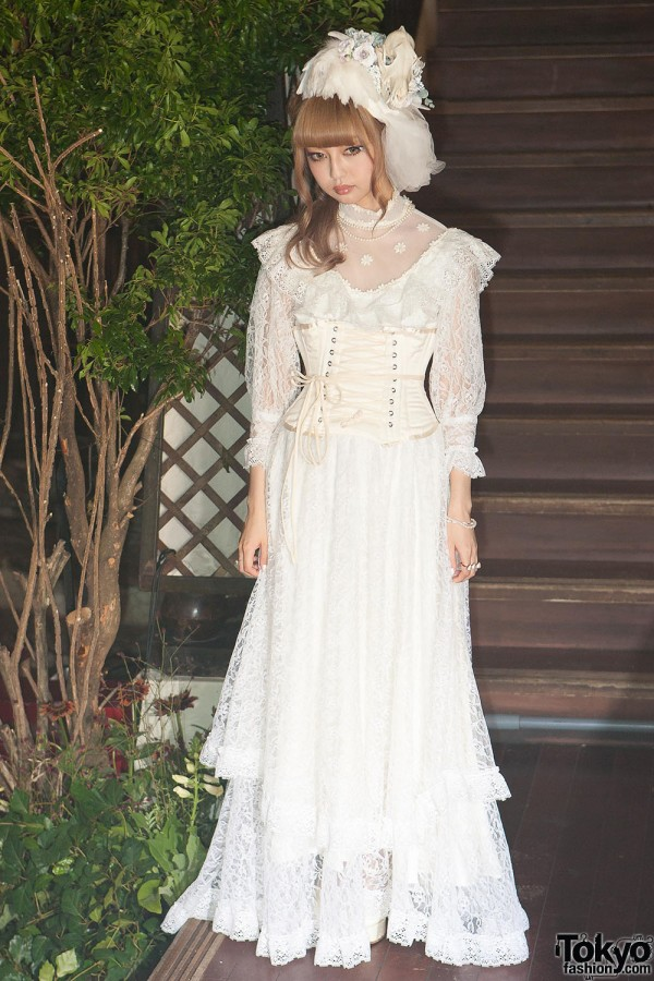 Grimoire Tokyo - Beautiful Vintage Fashion 5th (58)