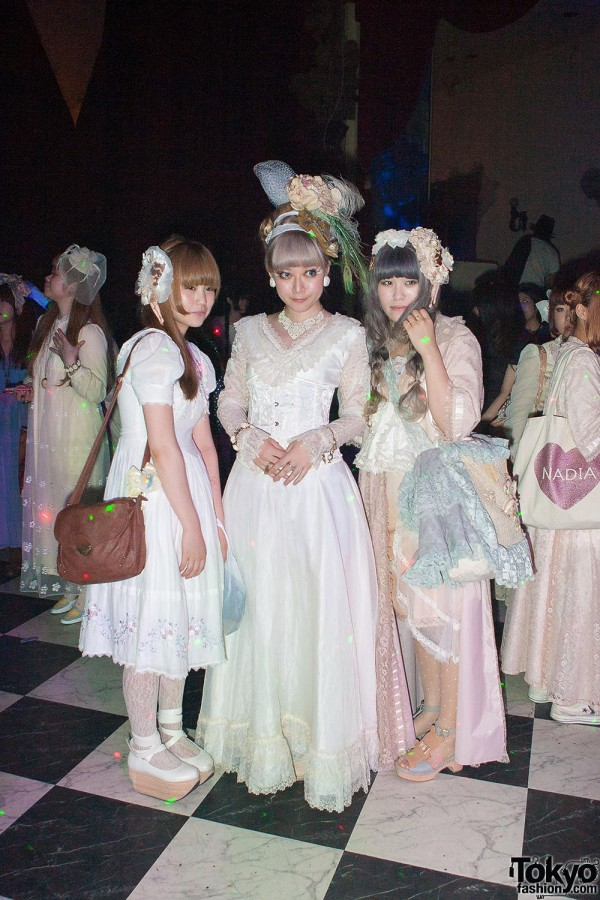 Grimoire Tokyo - Beautiful Vintage Fashion 5th (60)