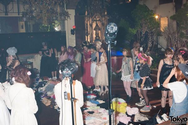 Grimoire Tokyo - Beautiful Vintage Fashion 5th (79)