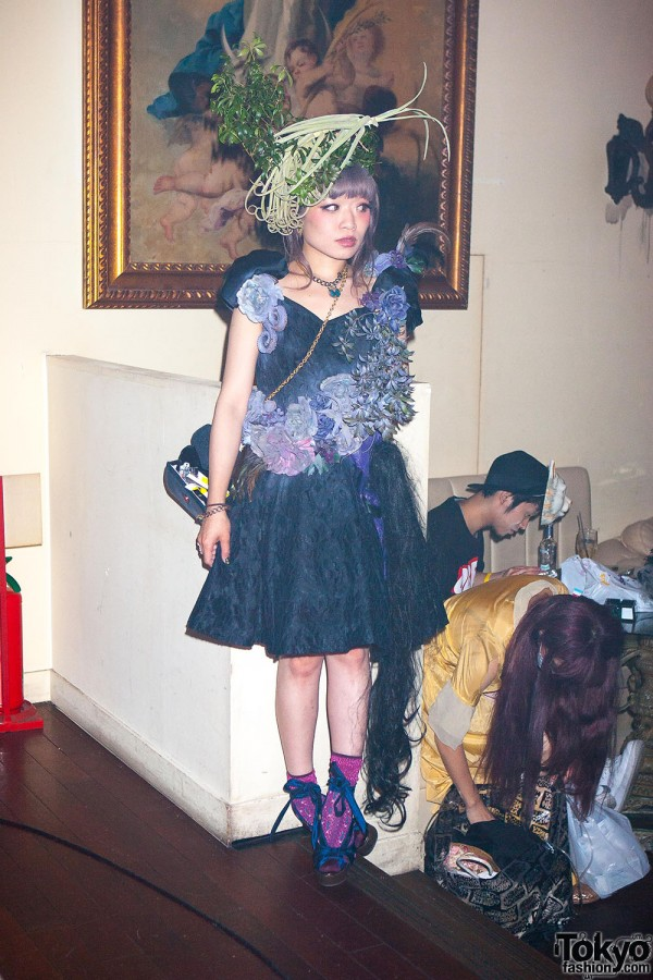 Grimoire Tokyo - Beautiful Vintage Fashion 5th (88)