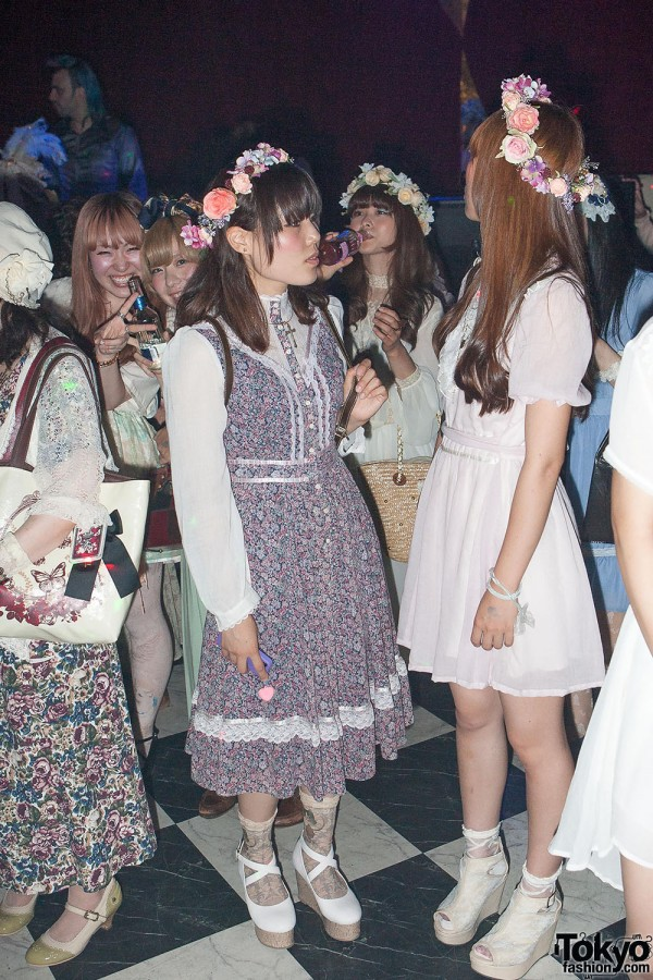 Grimoire Tokyo - Beautiful Vintage Fashion 5th (120)
