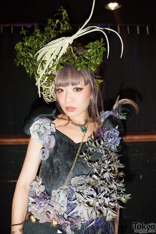 Hitomi Nomura of Grimoire