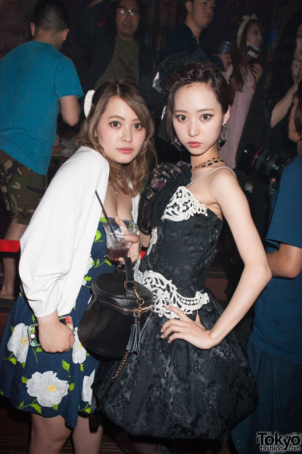 Grimoire Tokyo - Beautiful Vintage Fashion 5th (123)