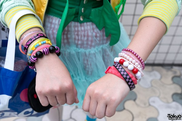 Kawaii Decora Bracelets