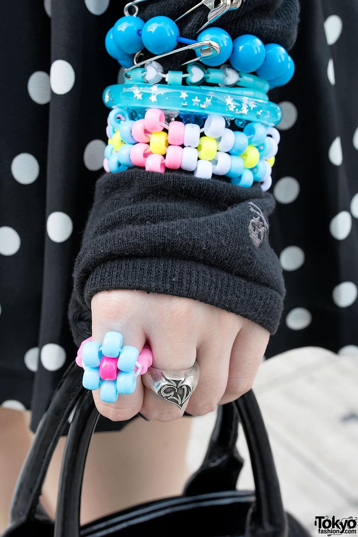 Diy Kawaii Rings Amp Bracelets Tokyo Fashion News