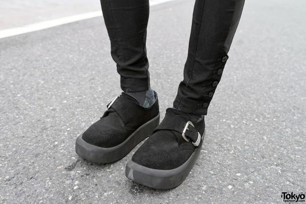 Tokyo Bopper Men's Shoes & Skinny Jeans