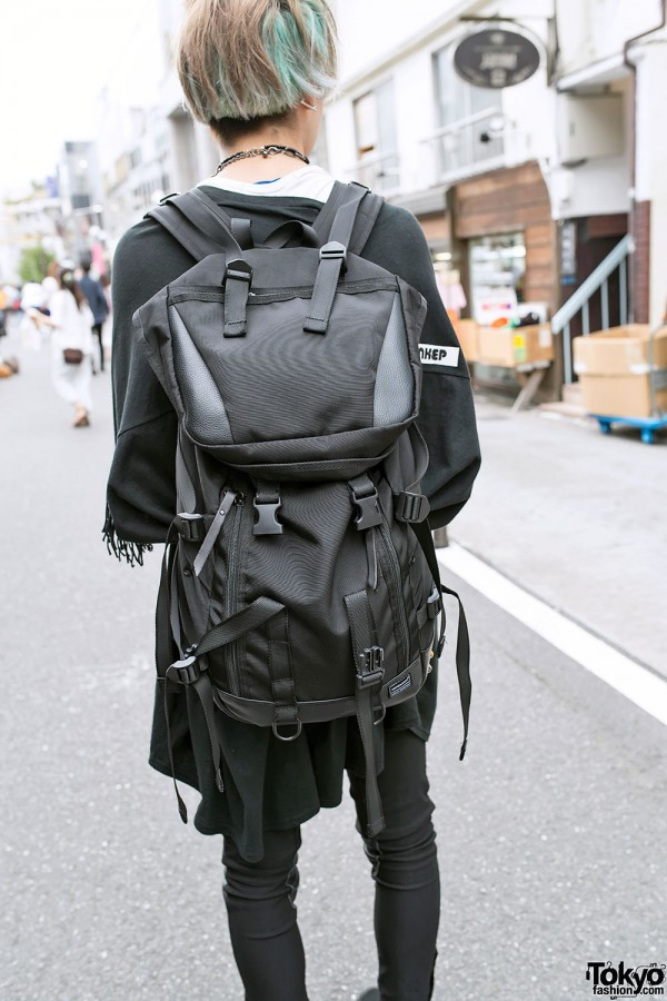 Japanese Brand Memento Backpack