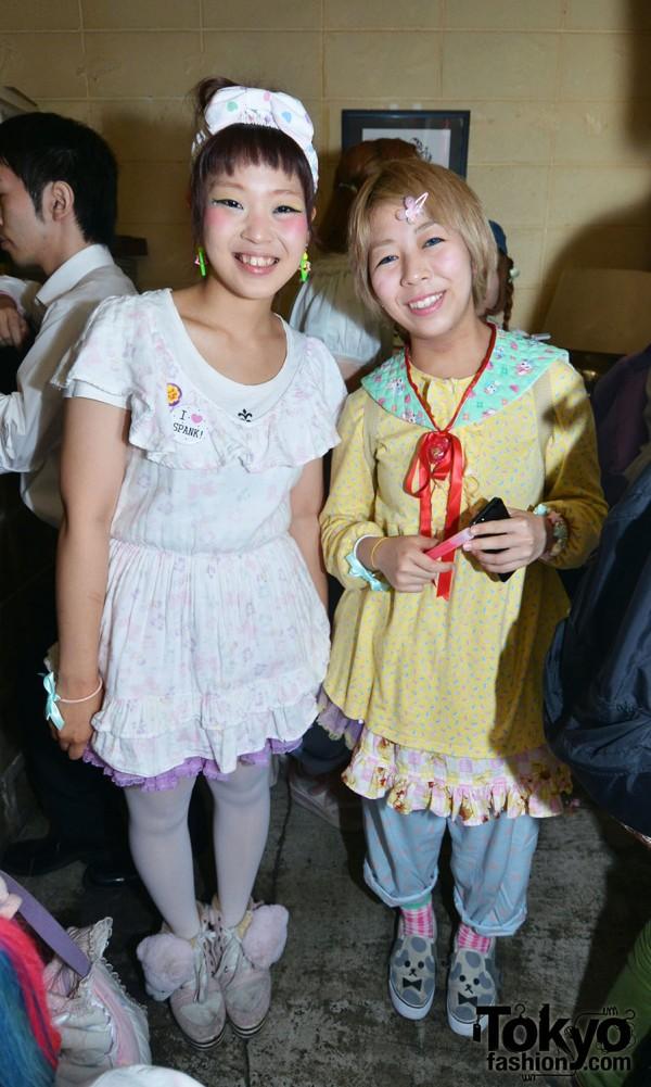 SPANK! Tokyo Kawaii Fashion 9th Birthday Party (3)