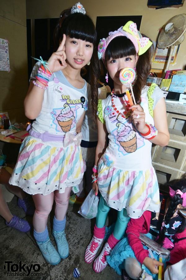 SPANK! Tokyo Kawaii Fashion 9th Birthday Party (4)