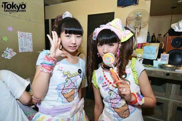 SPANK! Tokyo Kawaii Fashion 9th Birthday Party (5)