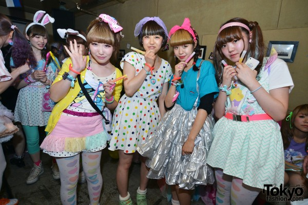 SPANK! Tokyo Kawaii Fashion 9th Birthday Party (7)