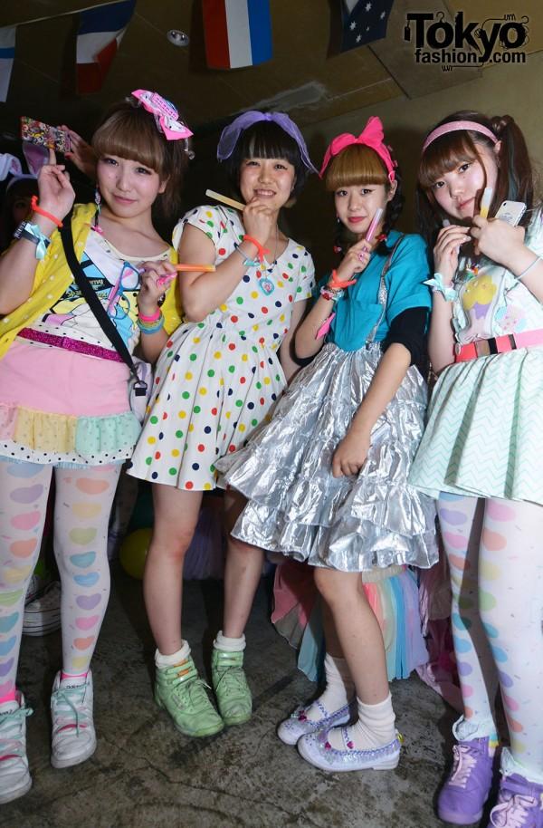 SPANK! Tokyo Kawaii Fashion 9th Birthday Party (8)