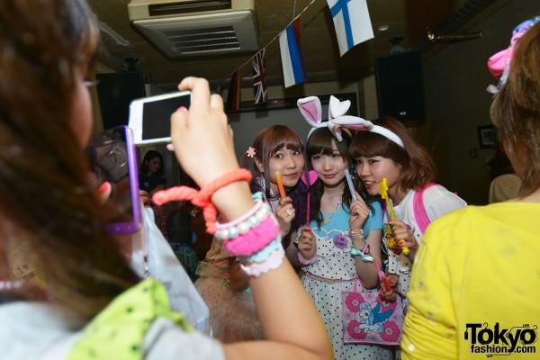 SPANK! Tokyo Kawaii Fashion 9th Birthday Party (9)