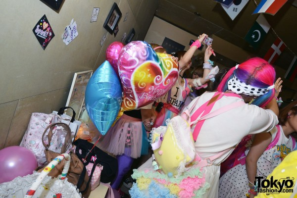 SPANK! Tokyo Kawaii Fashion 9th Birthday Party (12)