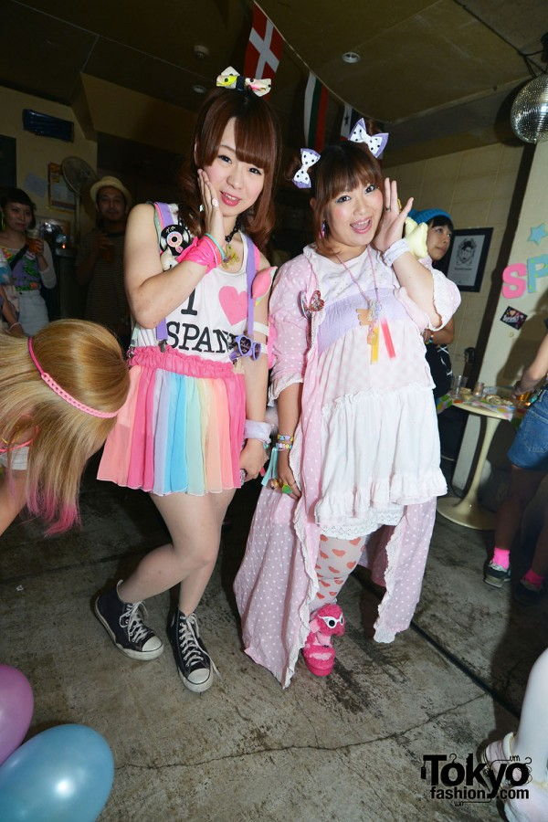 SPANK! Tokyo Kawaii Fashion 9th Birthday Party (14)